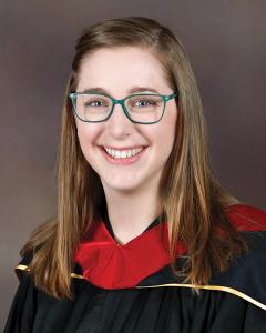 2019 WTS alumna, Katie Alley